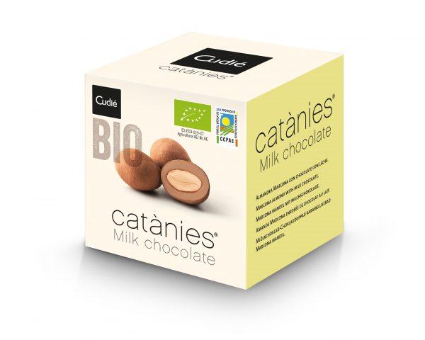Catànies BIO Milk 80 g
