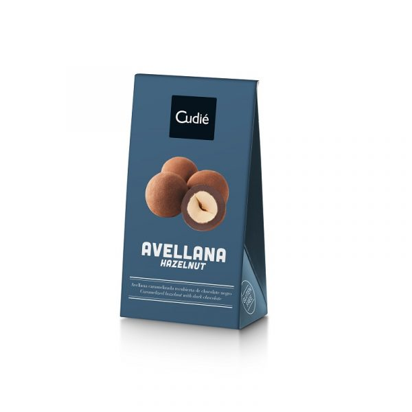 Avellana Dark 80g